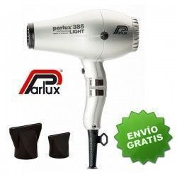 Secador Parlux 385 Light Plata 2150W