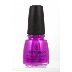 China Glaze Purple Panic 14 ml.