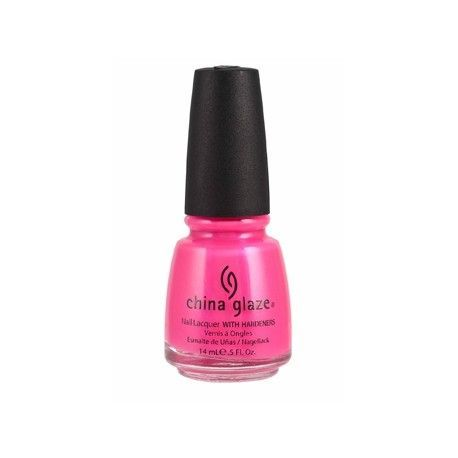 China Glaze Pink Voltage 14 ml.