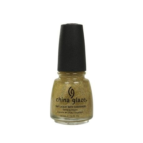 China Glaze Golden Enchabtment 14 ml.