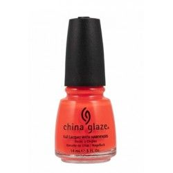 China Glaze Orange Knockout 14 ml.