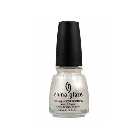 China Glaze Platinium Silver 14 ml.