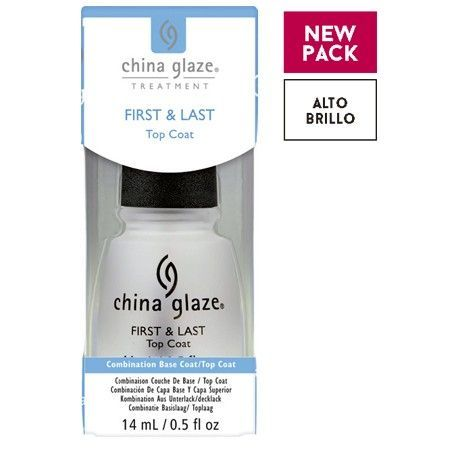 China Glaze First And Last 14 ml.
