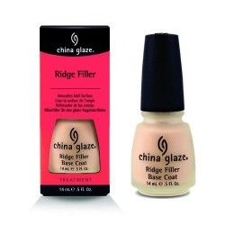 China Glaze Ridge Filler 14 ml.