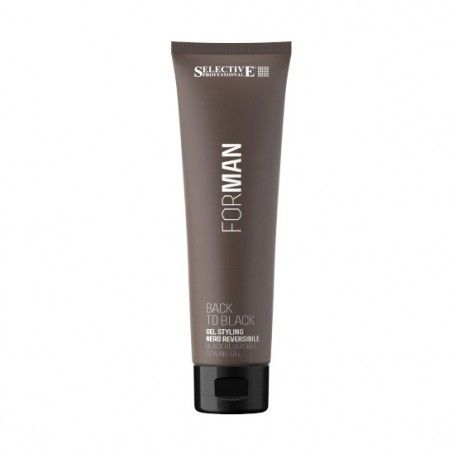 FOR MAN Gel Negro no permanente 150 ml.