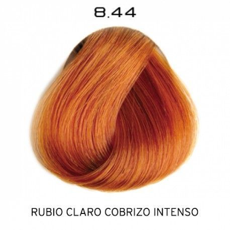 Tinte Colorevo 8.44 Rubio Claro Cobrizo Intenso 100 ml.