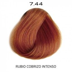 Tinte Colorevo 7.44 Rubio Cobrizo Intenso 100 ml.