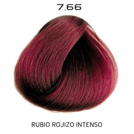Tinte Colorevo 7.66 Rubio Rojo Intenso 100 ml.