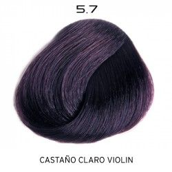 Tinte Colorevo 5.7 Castaño Claro Violin 100 ml.