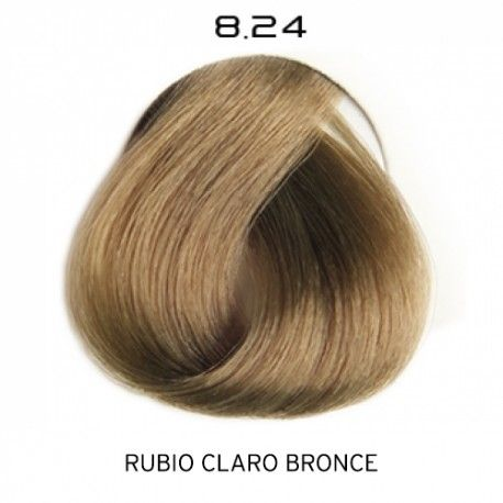 Tinte Colorevo 8.24 Rubio Claro Bronce 100 ml.