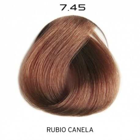 Tinte Colorevo 7.45 Rubio Canela 100 ml.