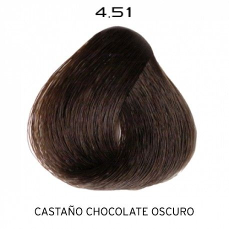 Tinte Colorevo 4.51 Castaño Chocolate Fusión 100 ml.