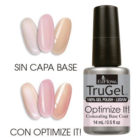 Trugel Base Con Color 14 ml.