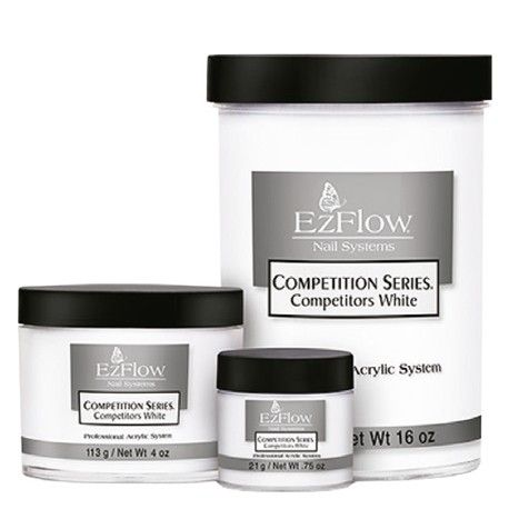Polymer Competitiors White *Blanco*