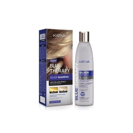 Blue Therapy Silver Shampoo 250 ml.